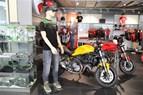 """""""Das neue Motorradhaus"""" in Amstetten"""