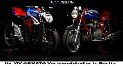 Erleben Sie die neue MV Agusta Brutale 800 RR & die Brutale 800 RR Amerika (in Kürze) live bei uns!