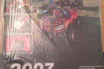 ATV Service Manual ARCTIC CAT 2007 400/500/650/700