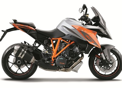 KTM 1290 Super Duke GT ab  159   EUR  / Tag