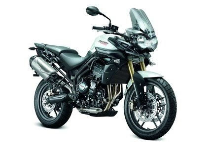 HIRE Triumph Tiger 800