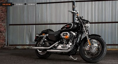 Sportster XL 1200C Custom