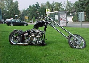 harley davidson softail custom fxstc motorrad umbauten. Black Bedroom Furniture Sets. Home Design Ideas