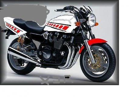 Umgebautes Motorrad Yamaha XS 650 von BKM Bikes Handels