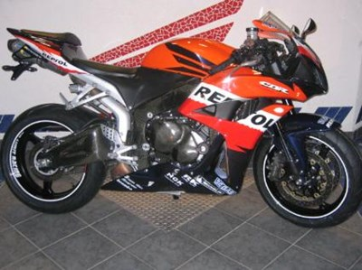 CBR 600 RR