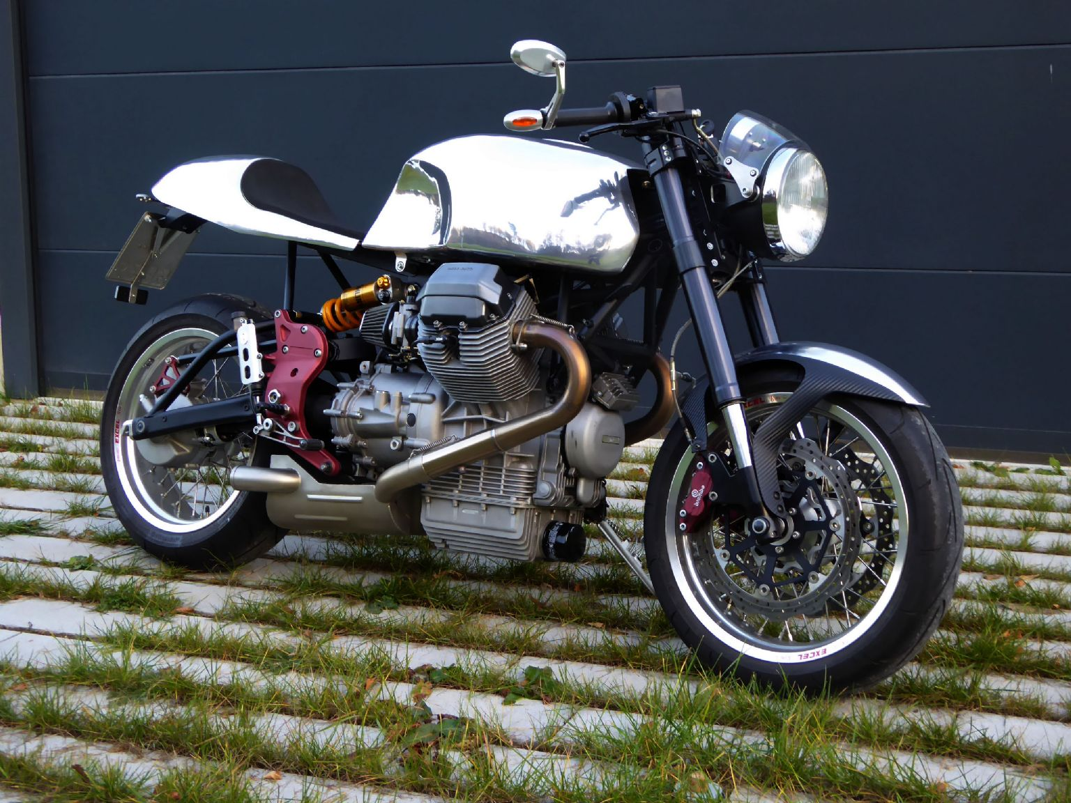 Moto Guzzi V 11 Sport Naked