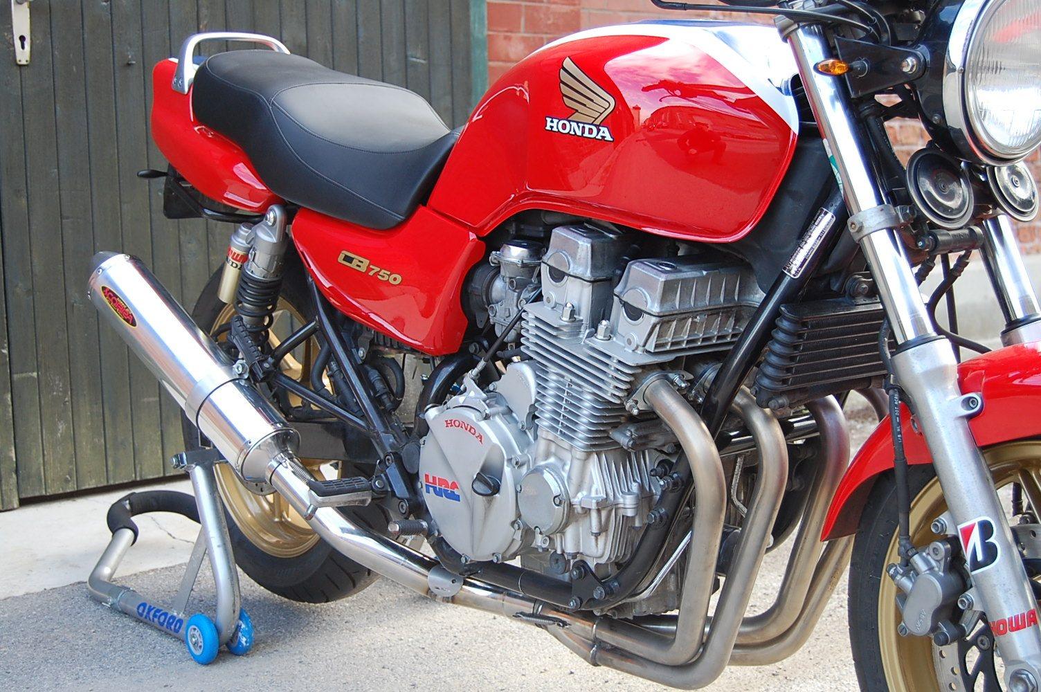 details zum custom bike honda cb 750 sevenfifty des. Black Bedroom Furniture Sets. Home Design Ideas