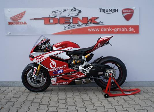 Mapping The Ducati  Panigale