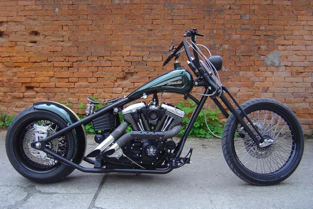 umgebautes motorrad harley davidson dyna street bob fxdb. Black Bedroom Furniture Sets. Home Design Ideas