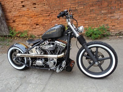 Softail Slim FLS