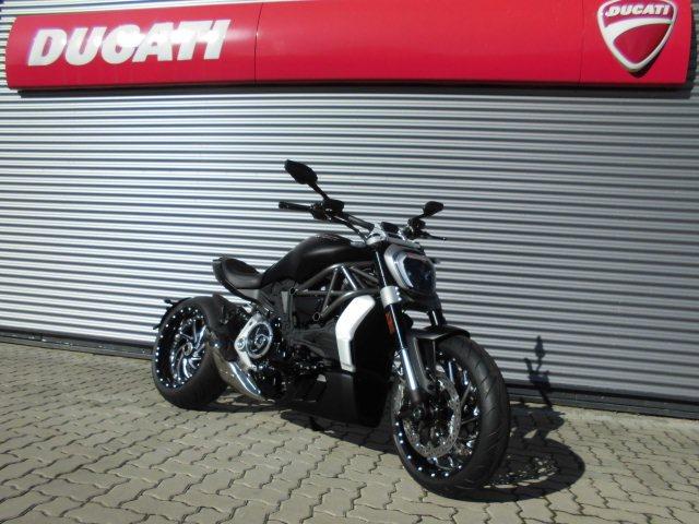 Ducati Supersport Cruise Control