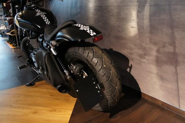 denk motorrad