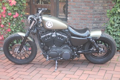 Sportster XL 883 N Iron