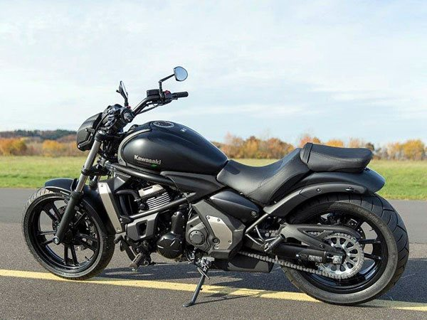 Details Zum Custom Bike Kawasaki Vulcan S Des Händlers Böning Motorräder