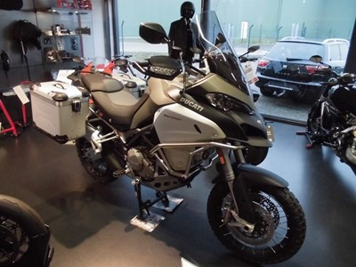 Multistrada 1200 Enduro