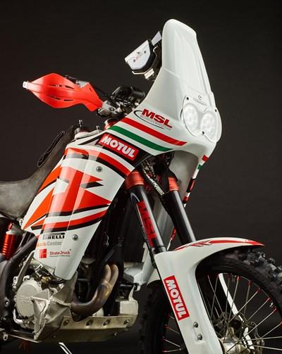 RR 525 Racing 4T