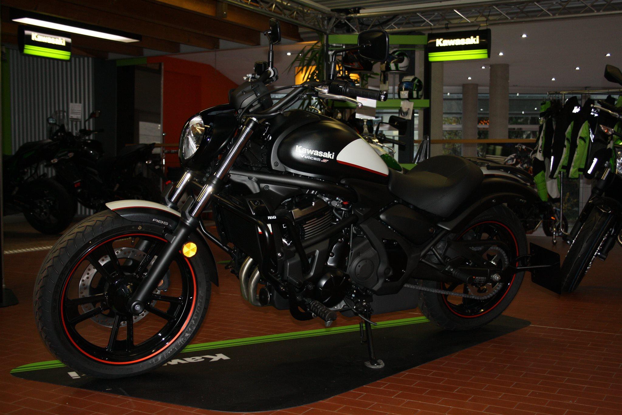 Details Zum Custom Bike Kawasaki Vulcan S Special Edition Des